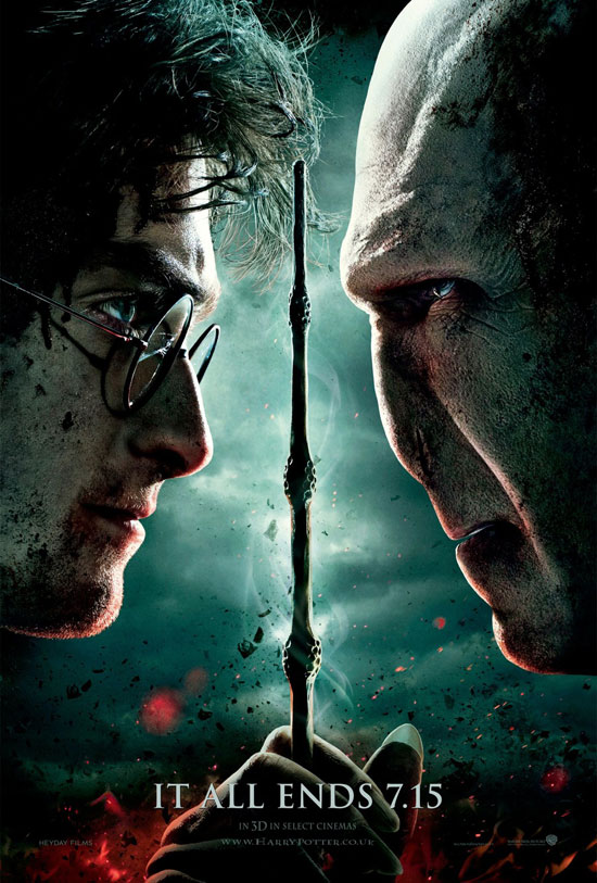 Post Thumbnail of Harry Potter and the Deathly Hallows part 2 (2011)
