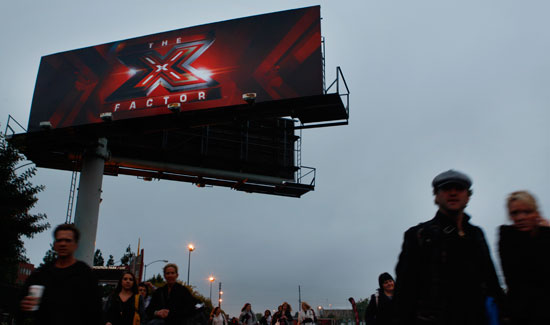 The X-Factor USA: Los Angeles Auditions