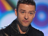 Kids Choice Awards 2011: Justin Timberlake on stage