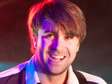 Justin Young from 'The Vaccines'