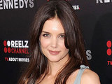 Katie Holmes at the world premiere of &#39;The Kennedys&#39; in California