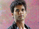 Shahid Kapoor reacts to reports that he and Sharma got together at Imran Khan's party.