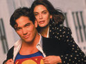 Lois & Clark star discusses her Lois Lane role and Henry Cavill.