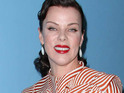 Debi Mazar admits that she has reservations about a big-screen version of Entourage.