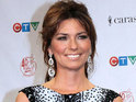 "Shania Twain says that the end of her marriage to Robert 'Mutt' Lange was a ""wake-up call""."