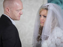 Max stuns Tanya on her wedding day, Corrie's Jim commits a desperate act and Kurtis Stacey joins E'dale.