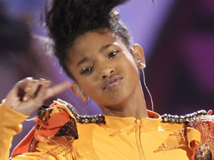 Kids Choice Awards 2011: Willow Smith performs at the awards