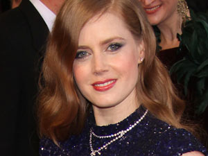 Amy Adams will be the seventh live-action Lois Lane when she appears opposite Henry Cavill in 'Superman: The Man Of Steel'.