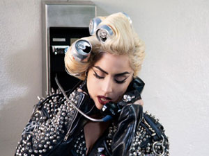 Lady GaGa&#39;s &#39;Telephone&#39; video