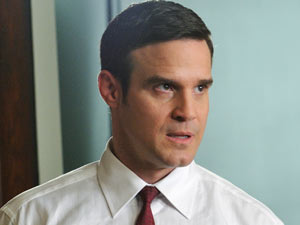 Eddie McClintock as Pete Lattimer in &#39;Warehouse 13&#39;