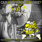 Travis Barker 'Can A Drumme Get Some?'