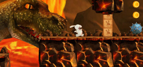 Gaming Review: Rabbids 3D