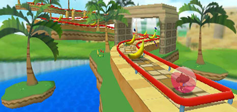Gaming Review: Super Monkey Ball 3D
