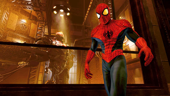 Gaming Gallery: Spider-Man: The Edge of Time