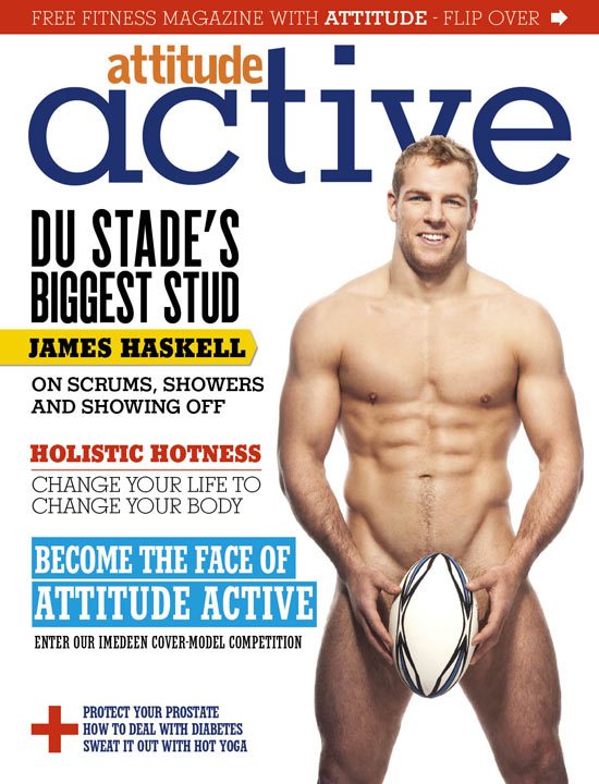 Cover of Attitude Active