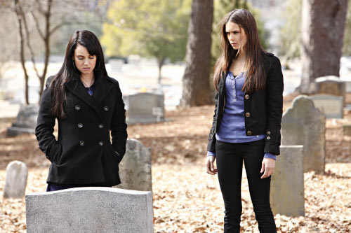 The Vampire Diaries: S02E17: Know Thy Enemy