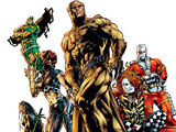 'Secret Six III' team from DC Comis