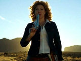 River Song in the Doctor Who season 6 trailer