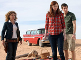 Doctor Who S06E01 - River Song, Amy and Rory