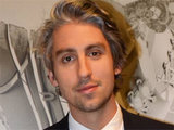 George Lamb at the '125 Years Of Celebrating Women' lingerie design competition fashion show in Dublin, Ireland