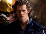 Klaus in The Vampire Diaries