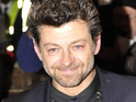 Andy Serkis says he relished chance to revisit Gollum in The Hobbit trilogy.