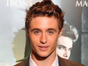 Max Irons jokes that he's one of many the media compares to Robert Pattinson.