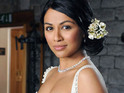 The British film stars Karen David, with cameos from Nina Wadia and Meera Syal.