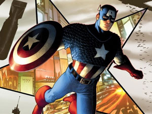 Captain America relaunch teaser