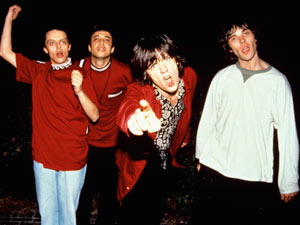 The Stone Roses in 1991