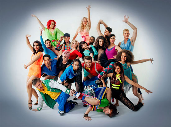 The top 20 dancers from season 2 of 'So You Think You Can Dance'
