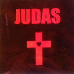 Lady GaGa - 'Judas' single cover