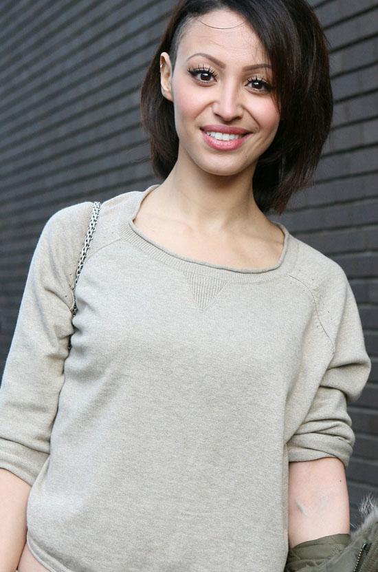 Amelle Berrabah