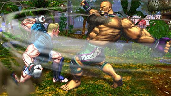 Chun Li vs Marduk