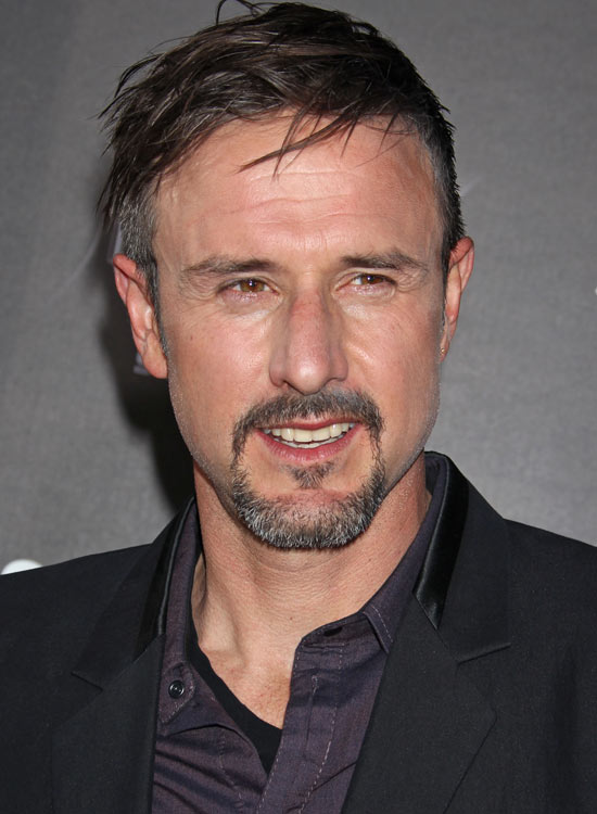 David Arquette, returning as Dewey Riley