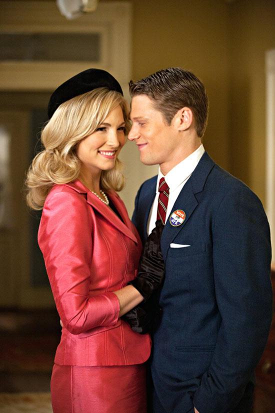 Caroline and Matt