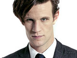 Matt Smith plays The Doctor