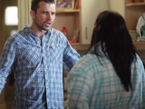 Ryan arrives back at Ricky's and starts questioning Whitney but it all gets too much for him and he has to leave.
