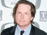 Michael J. Fox at the 9th Annual TV Land Awards in New York