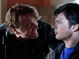 Smallville S10E17 'Kent': Jonathan Kent and Clark Kent