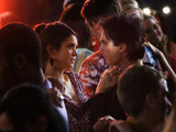 The Vampire Diaries S02E20 'The Last Dance': Nian and Damon