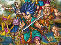 The first eight Dragon Quest games will be released on mobiles in Japan.