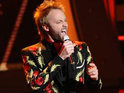 "Paul McDonald says that he is ""pulling"" for the remaining American Idol females."