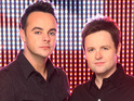Impressionist Les Gibson sends up Ant & Dec on this week's Britain's Got Talent auditions.