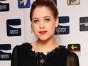 Peaches Geldof denies that she has been rehearsing with her boyfriend Tom Cohen's band.