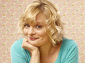 "Martha Plimpton admits that she was ""disappointed"" her Raising Hope character quit smoking."