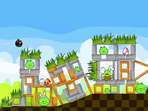 Angry Birds Seasons Easter