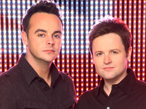 Ant & Dec from Britain&#39;s Got Talent
