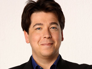 Michael McIntyre from Britain's Got Talent