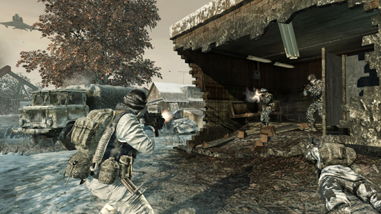 Gaming Gallery: Call of Duty: Black Ops: Escalation